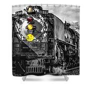 Steam Engine 844 Shower Curtain
