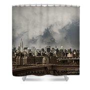 Steel City Shower Curtain