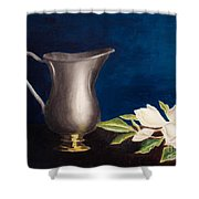 Steel Magnolias Shower Curtain
