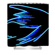 Steelhead Fly Shower Curtain