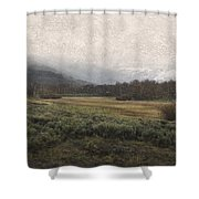 Steens Mountain Landscape - No. 2 Shower Curtain