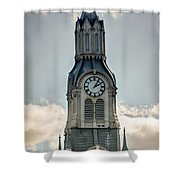 Steeple In Haverhill Ma Shower Curtain