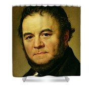 Stendhal Shower Curtain