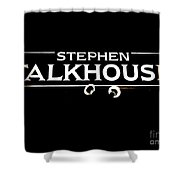 Stephen Talkhouse Shower Curtain