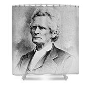 Stephen Trigg Logan (1800-1880) Shower Curtain