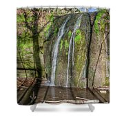 Stephen's Falls Shower Curtain