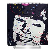 Stephy Shower Curtain