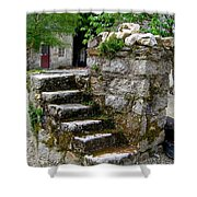 Steps To Nowhere Shower Curtain