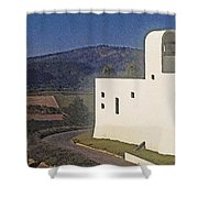 Sterling Vineyard Napa Shower Curtain
