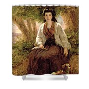 Sternes Maria, From A Sentimental Shower Curtain