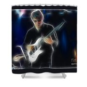 Steve Miller Gb27 Fractal Shower Curtain