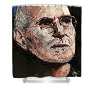 Steven Paul Jobs Shower Curtain