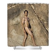 Steve Sjt 1 Shower Curtain