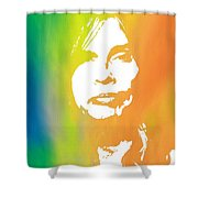 Steven Tyler Shower Curtain