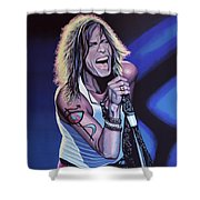 Steven Tyler 3 Shower Curtain
