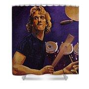 Stewart Copeland - The Police Shower Curtain