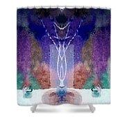 Still Moments 2 Shower Curtain