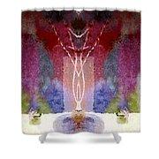 Still Moments 4 Shower Curtain