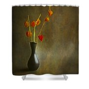 Still Of Life Shower Curtain