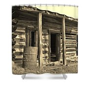 Still Standing Shower Curtain