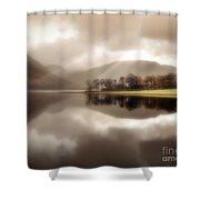 Stillness Of The Water Shower Curtain