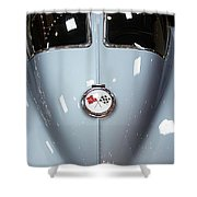 '63 Sting Ray  Shower Curtain