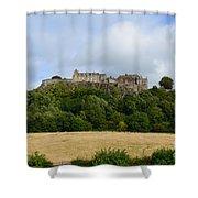 Stirling Castle Shower Curtain