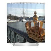 Stockholm Shower Curtain