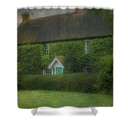 Stodmarsh House Shower Curtain
