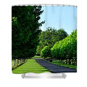 Stoller Drive 24004 Shower Curtain
