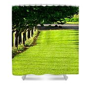 Stoller Drive 24010 Shower Curtain