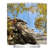 Stone Ridge Shower Curtain