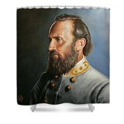 Stonewall Jackson Shower Curtain
