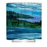 Stonington Sideways Shower Curtain