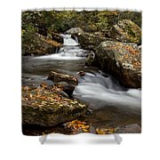 Stony Creek Falls Shower Curtain
