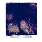 Stop The Fall  Shower Curtain