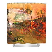 Storm At Sunup Shower Curtain