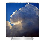 Storm Clouds 3 Shower Curtain