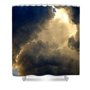 Storm Clouds 6 Shower Curtain