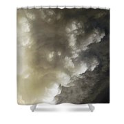 Storm Clouds Shower Curtain