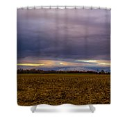 Storm Coming Shower Curtain