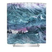 Storm II Shower Curtain