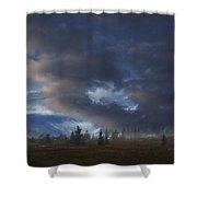 Storm Light Shower Curtain