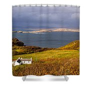 Storm Over Skye Shower Curtain