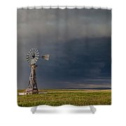 Storm Ready Shower Curtain