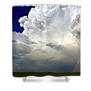 Storm System Shower Curtain