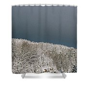 Storm's A'brewin' Shower Curtain