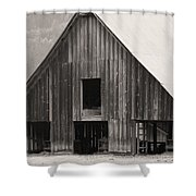 Story Of The Barn Shower Curtain