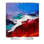 Storytime    Shower Curtain