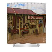 Stoves And Tinware Shower Curtain